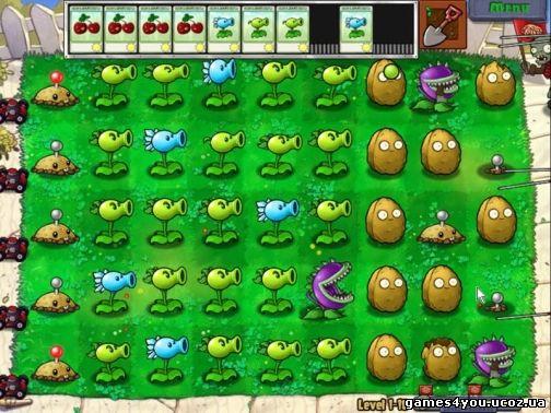 все новые игры растения против зомби