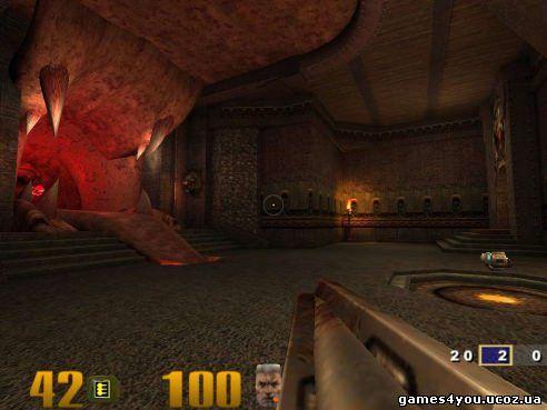 Круши и уничтожай всех врагов в убойном шутере Quake 3. Скачать Quake